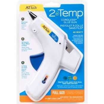 Two Temp Cordless Glue Gun