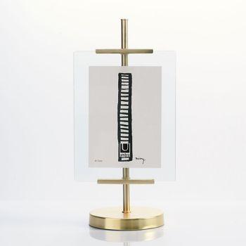 Gold Easel Frame