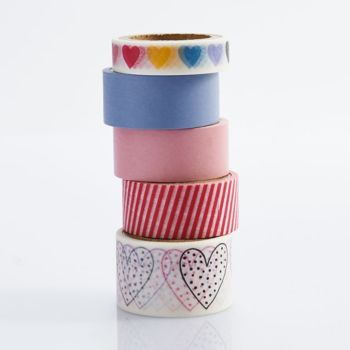 Washi Tape & Decorative Paper Tape
